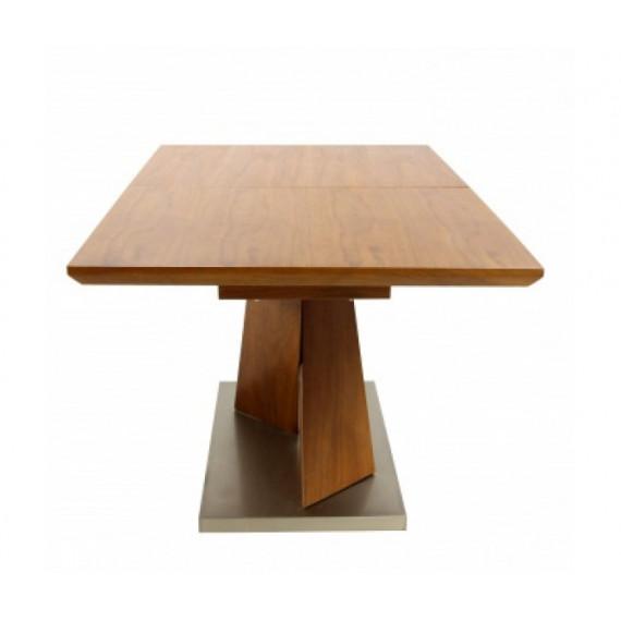 Стол T15687A Цвет: Oak - прямоугольный раскладной MK-5504-OK