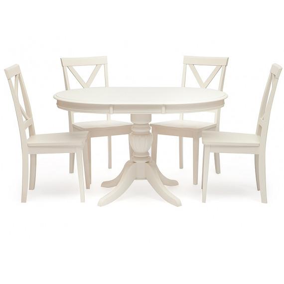 Стол «Беатриче нью» (Beatrice new) (Белый)