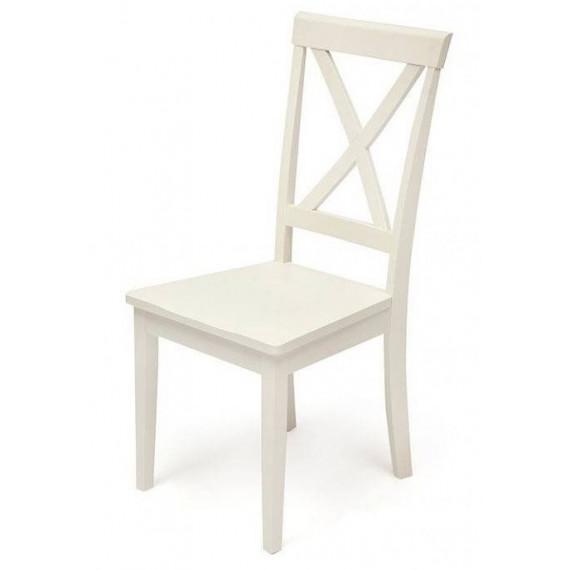 Стул с твёрдым сиденьем «Гольфи» (Golfi) (Белый)