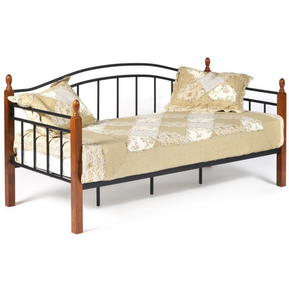 Кровать LANDLER Wood slat base 90х200