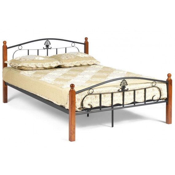 Кровать РУМБА (AT-203)/ RUMBA Wood slat base 120х200