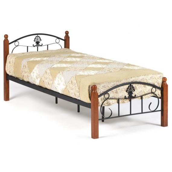 Кровать РУМБА (AT-203)/ RUMBA Wood slat base 90х200