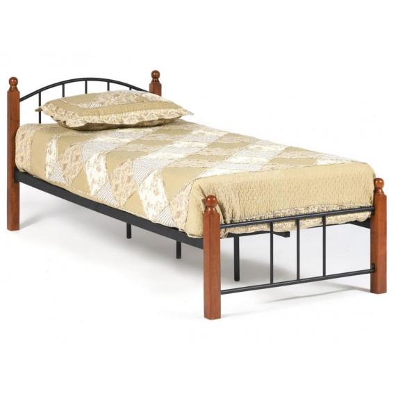 Кровать AT 915 (метал. каркас) + основание (90 см x 200 см)