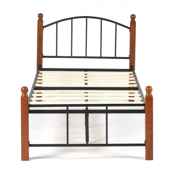 Кровать AT-915 Wood slat base 90х200