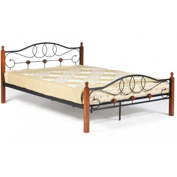 Кровать AT-822 Wood slat base 160х200