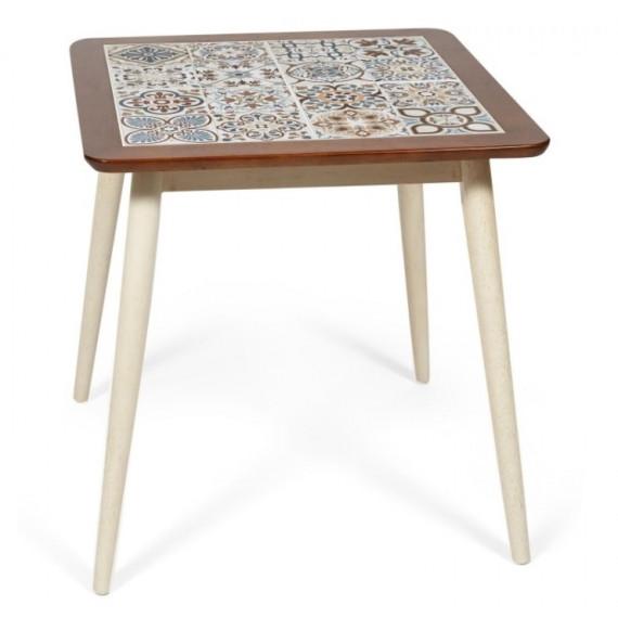 CT3030 Marrakesh стол с плиткой