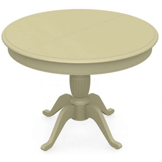 Стол Леонардо 1 (D 820), Тон 10 (Слоновая кость)
