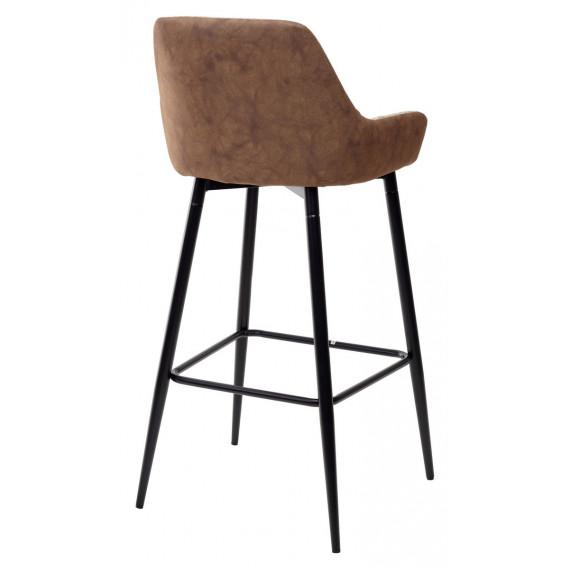 Барный стул PUNCH бежевый меланж FC-05/ MF-05