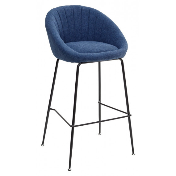 Барный стул AMEKA 9105-26 синий