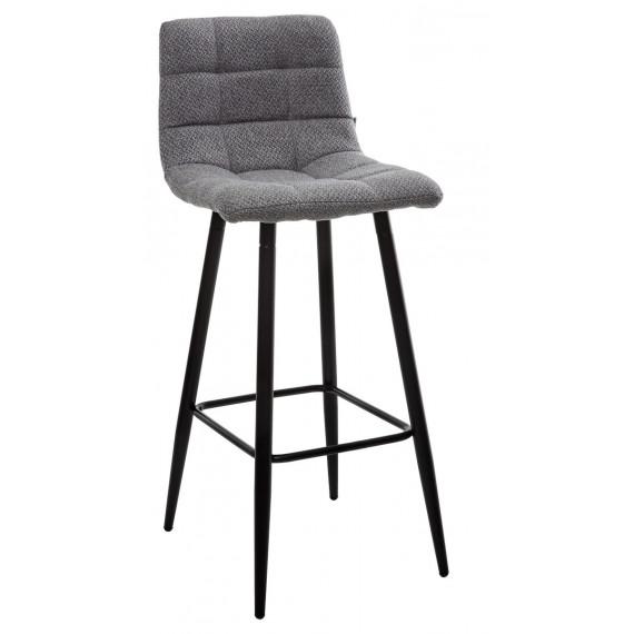 Барный стул SPICE TRF-08 теплый серый, ткань