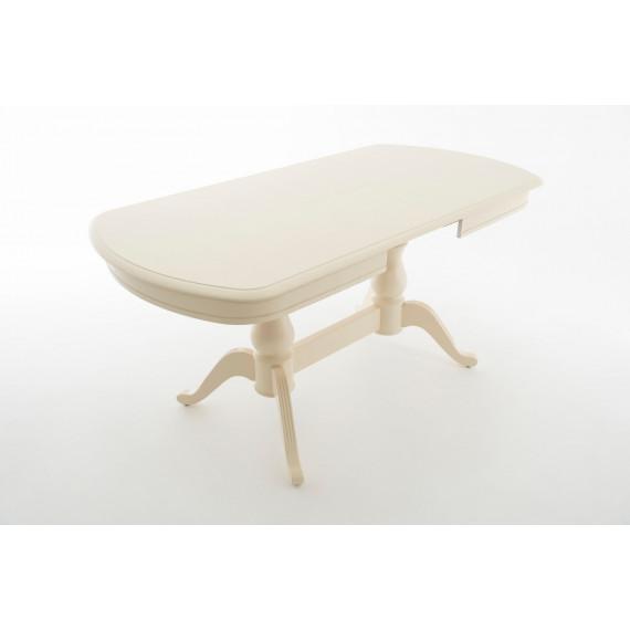 Стол раздвижной Фабрицио 2М (1200*800), Тон 10 (Слоновая кость)