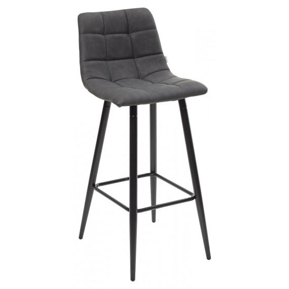 Барный стул SPICE RU-08 PU антрацит, PU