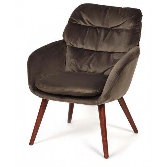 Кресло ORFEI (mod. DM4156) коричневый (37-brown)
