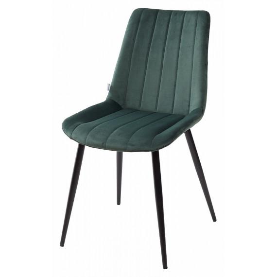 Стул FLIP лесная зелень, велюр G108-65