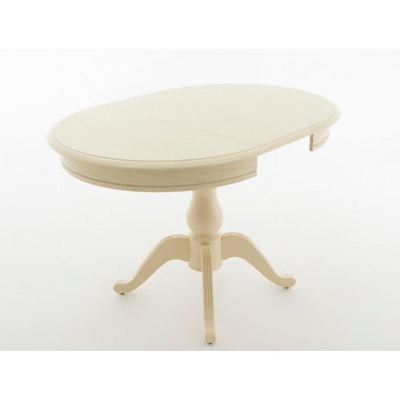 Стол обеденный Фабрицио 1 слоновая кость
