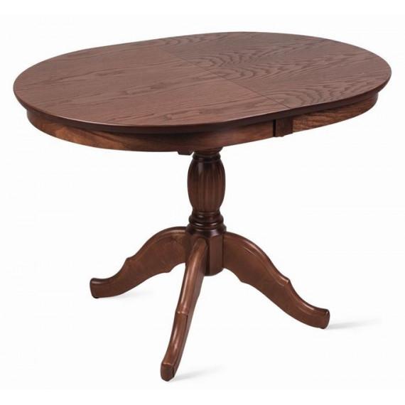 Стол обеденный Лилия-0110 (махагон)