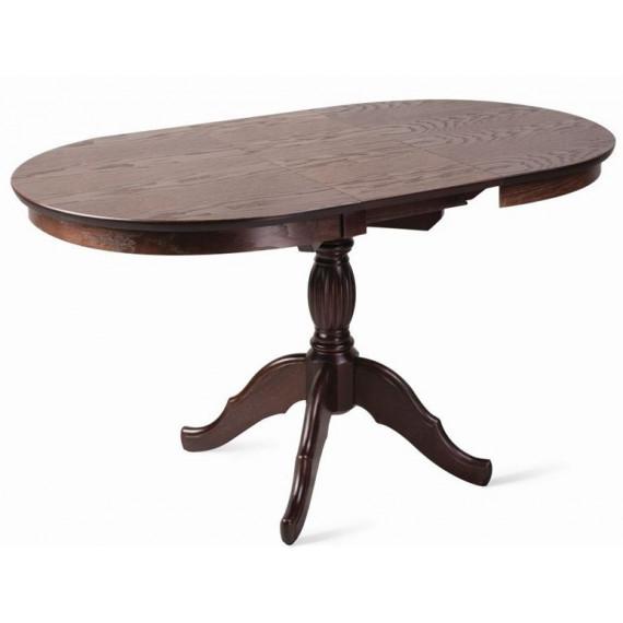 Стол обеденный Лилия-0110 (темный тон)