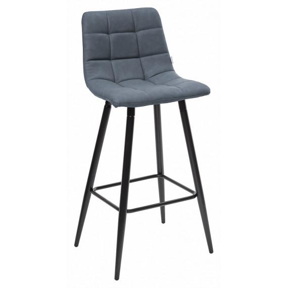 SPICE RU-03 стул  PU синяя сталь, PU
