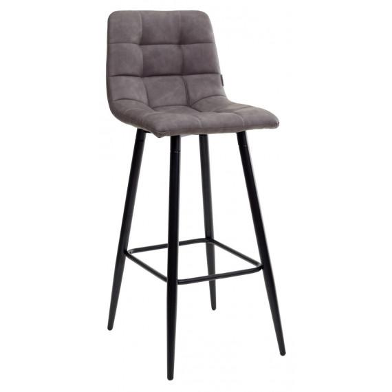 Барный стул SPICE RU-12 коричневый антрацит, PU