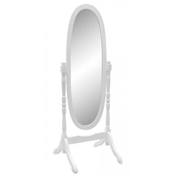 Зеркало напольное NY-4001 (Белый)