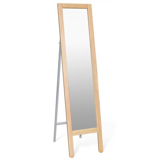 Зеркало напольное Leset Фиора прозрачный лак