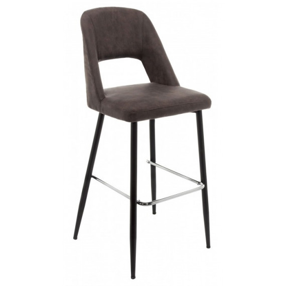 Барный стул Lido серый