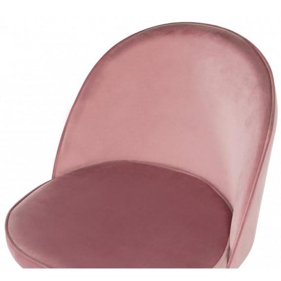 Стул Dodo пудрово-розовый