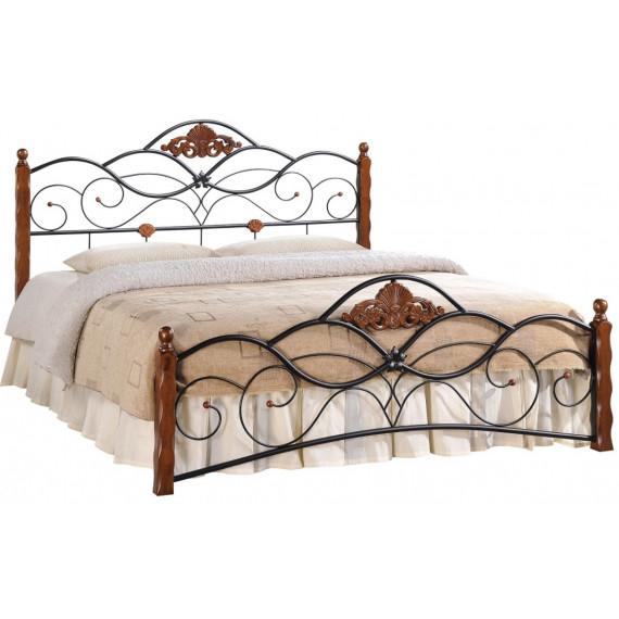Кровать двуспальная «Канцона» (Canzona) 160х200 см + основание