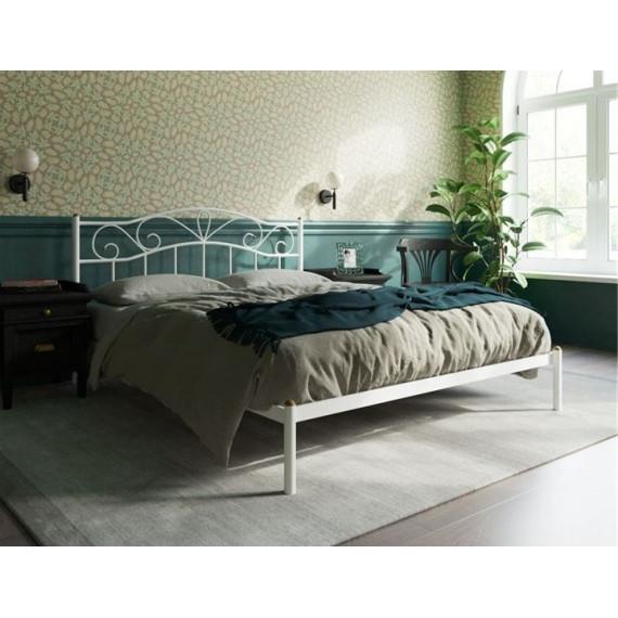 Кровать Глэдис без изножья (140х200, белый)