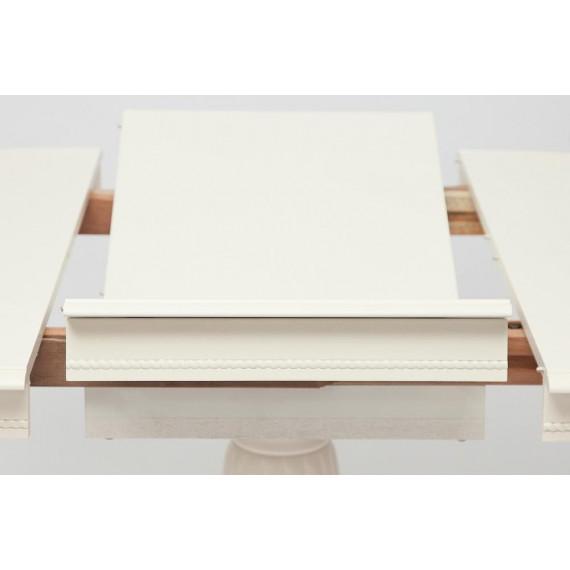 Стол обеденный LEONARDO (Леонардо) pure white (402)