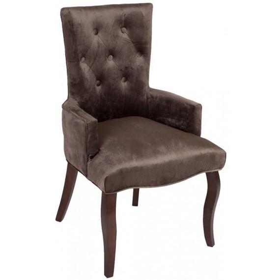 Кресло Виктория (темный тон / 15 - коричневый)