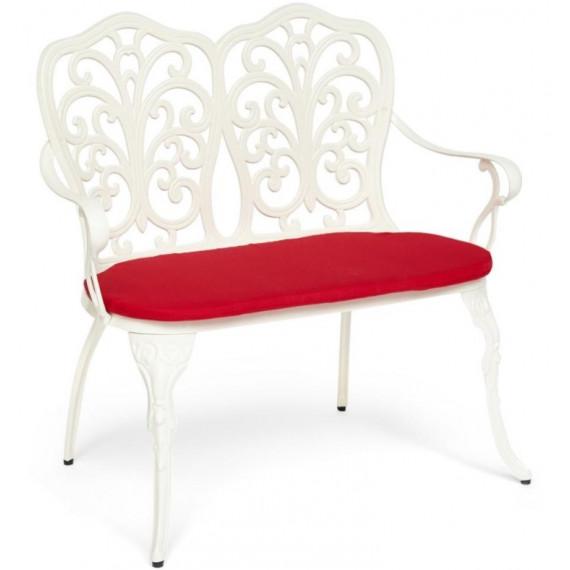 Скамья Secret De Maison Symphonie + подушка butter white