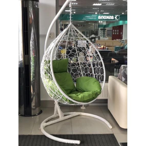 Кресло подвесное LESET ЭВА белое