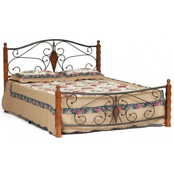Кровать двуспальная VIKING (mod. 9227) + основание