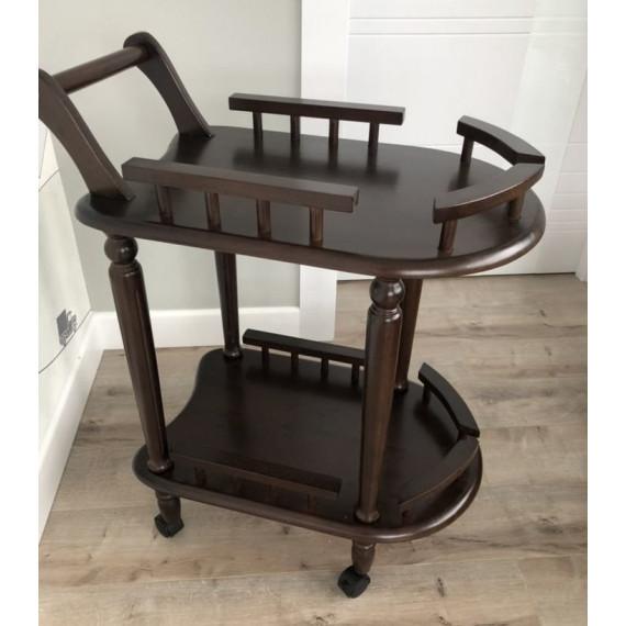 Cервировочный стол Trolly oak