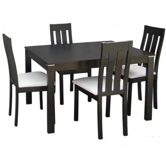 Обеденная группа стол Rosa и 4 стула Kalina