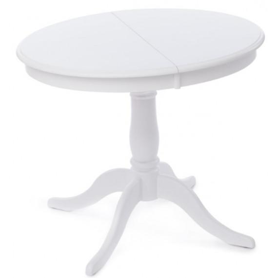 Стол обеденный SIENA SA-T4EX ivory white (слоновая кость 2-5)