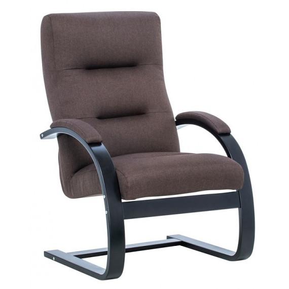 Кресло Leset Монэ Венге, ткань Малмо 28