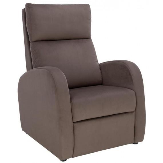 Кресло реклайнер Leset Грэмми-1 Ткань V 23 коричневый