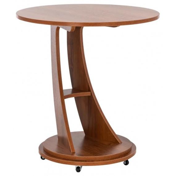 Подкатной столик Акцент 2 (Орех)