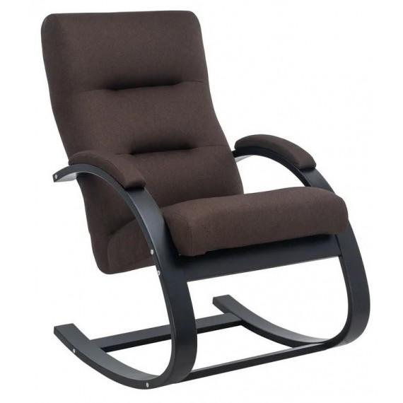 Кресло-качалка Милано (Венге/ткань Малмо 28)