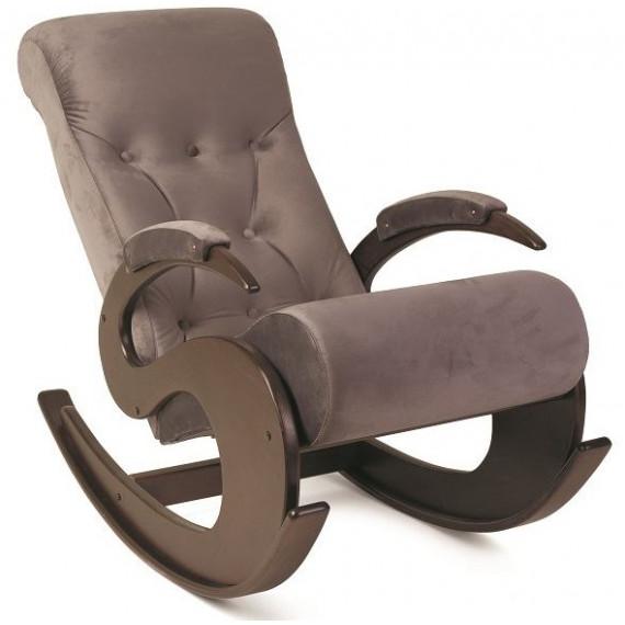 Кресло-качалка Лебедь (темный тон / 11 - серый)