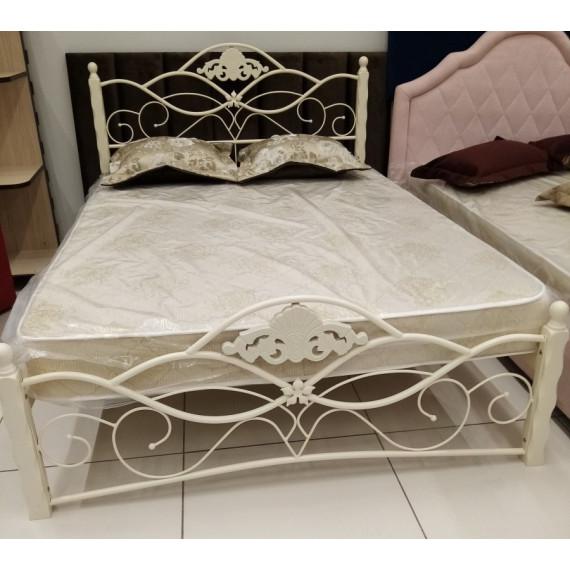 Кровать Канцона (Canzona) 140х200 см butter white
