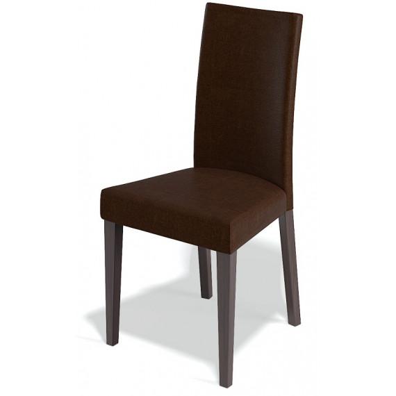 Стул 101 М венге/коричневый
