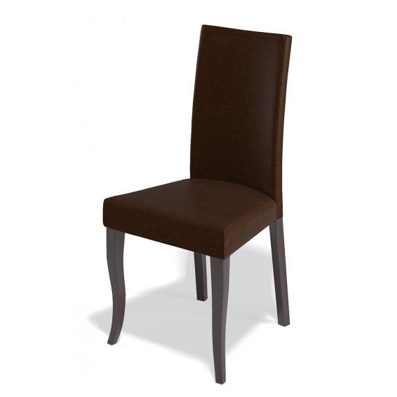 Стул 101С венге/коричневый