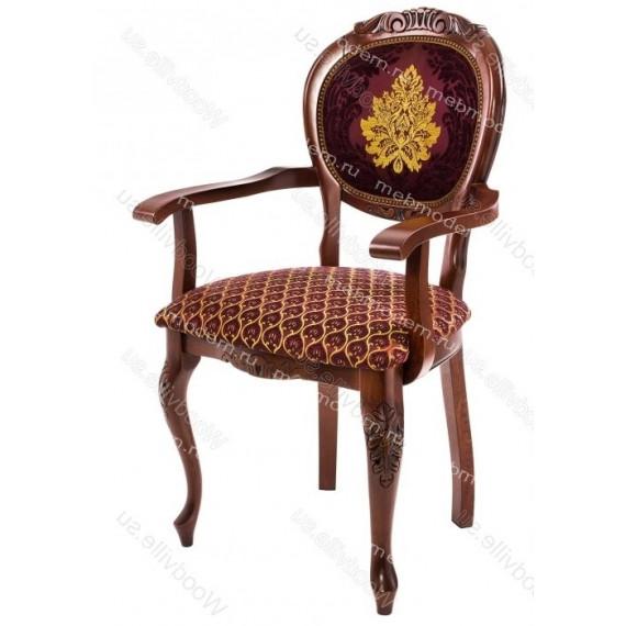 Кресло Adriano 2 вишня