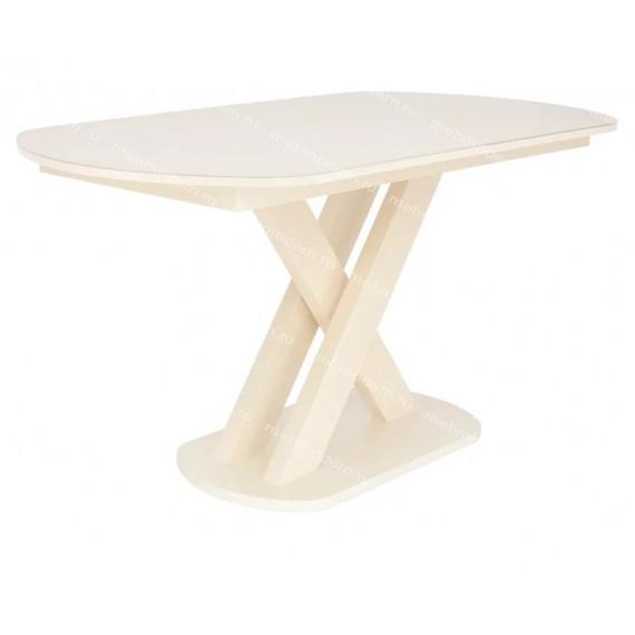 Стол обеденный Лесь кремовый