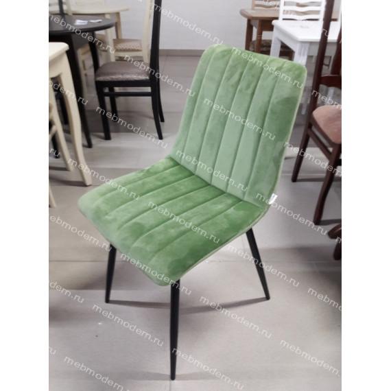 Обеденная группа стол №41 венге/крем и стул DUBLIN террариумный мох