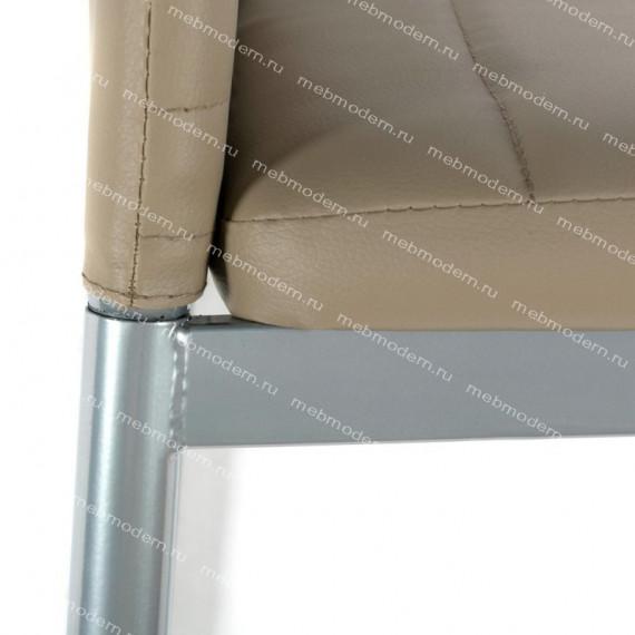 Стул Easy Chair (mod. 24) пепельно-коричневый/серый