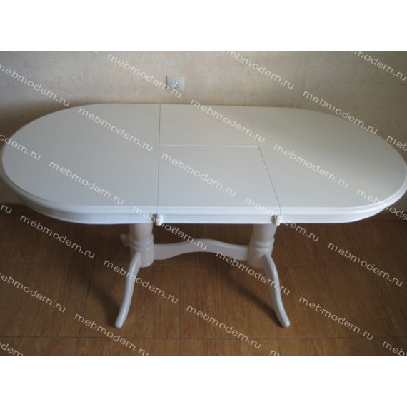 Стол Eva EV-T4EX Butter White
